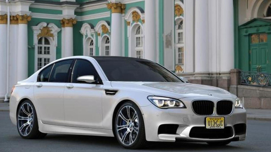 BMW M chief wants an M7 but the model isn't planned