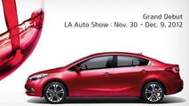 2014 Kia Forte announced for L.A. debut