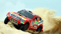 Mitsubishi Pajero Evolution - Dakar Rally