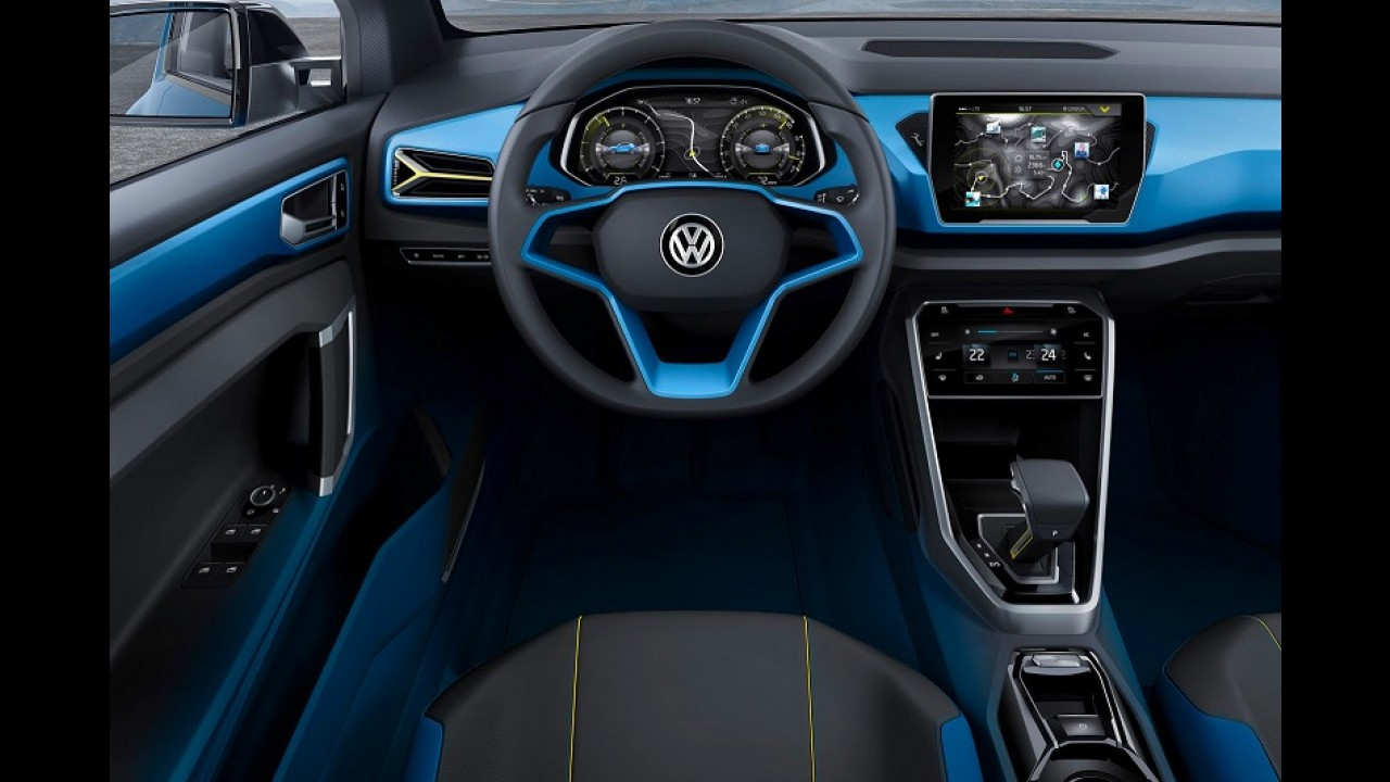 Agradou! T-Roc está a um passo de receber sinal verde para produção, afirma VW
