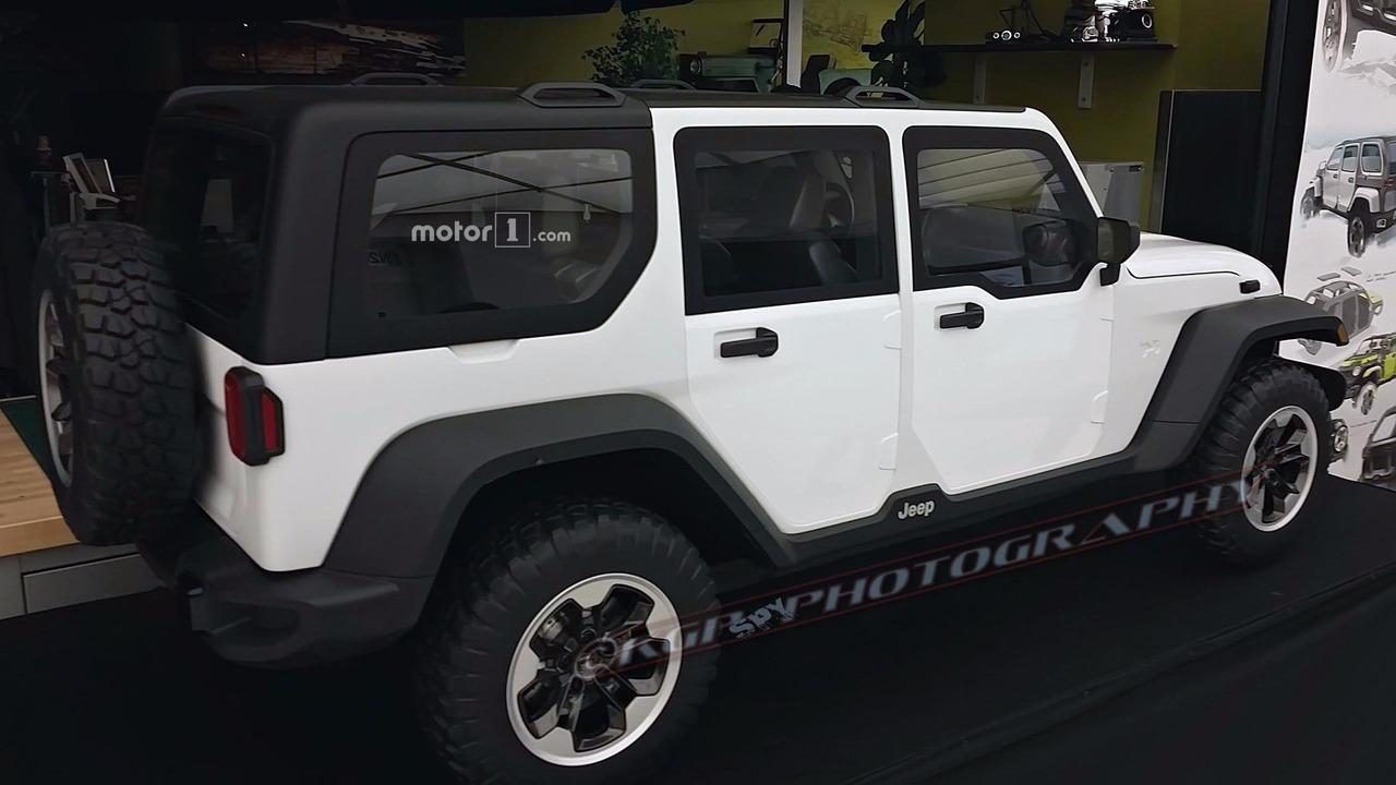 2018 Jeep Wrangler: Making A Big Mistake? – NSEAVoice