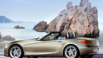 SPY PHOTOS: BMW Z6 - Artist Impression