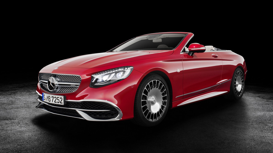 Maybach Classe S Cabriolet