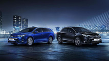 Toyota Avensis facelift previewed ahead of Geneva debut early next month