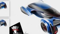Alpine VisionGT concept teased for GranTurismo 6