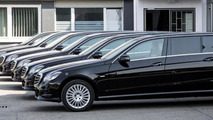 Six-door Mercedes-Benz E-Class facelift by Binz