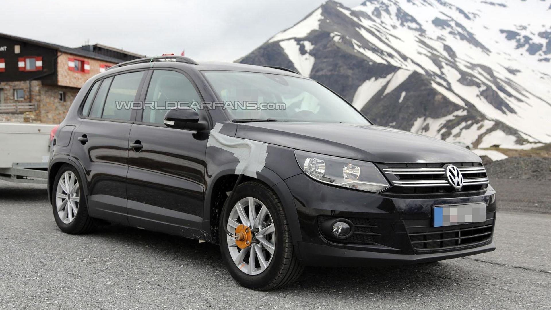 Volkswagen working on five- and seven-seat Tiguan variants – report