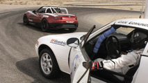 2016 Mazda MX-5 Cup undergoing final testing at Laguna Seca