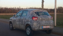 Spy photo shows Renault Kwid could come to Europe after all