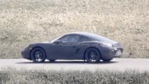 2013 next-generation Porsche Cayman spied 13.05.2011