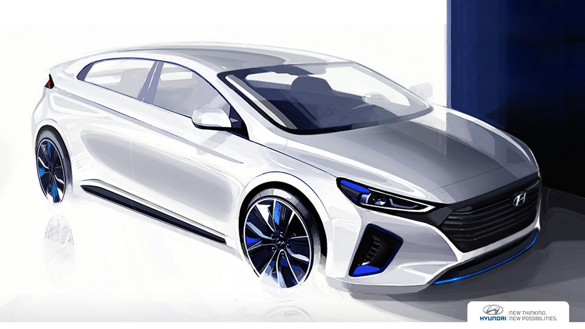 Hyundai keeps teasing IONIQ even though we've seen it already