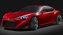 Scion FR-S Sports Coupe Concept 20.04.2011