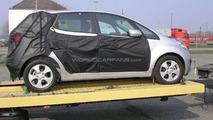 Kia Ceed Plus MPV Spy Photos Reveal Front End Plus Interior Shot
