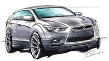 Mitsubishi Announces All-New Compact Crossover