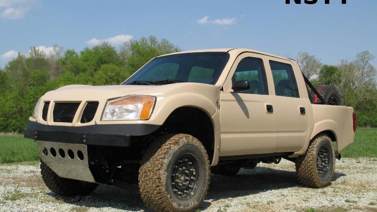 Indigen-Armor NSTT tactical vehicle, 1500, 05.05.2010