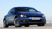 VW adds BlueMotion to Scirocco and Passat CC models (UK)