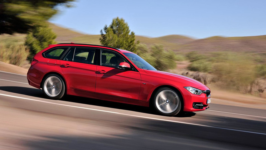 2013 BMW 3-series Touring revealed