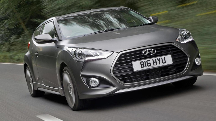 Hyundai Veloster Turbo SE priced at 21,995 pounds (UK)