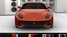 Ferrari F12 Berlinetta hits the track [video]