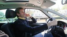 Gronholm returns... in a Subaru