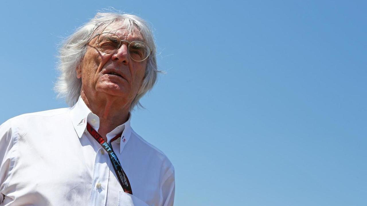 Bernie Ecclestone 28.07.2013 Hungarian Grand Prix