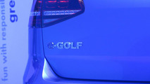 VW Design Vision GTI at 2013 Los Angeles Motor Show