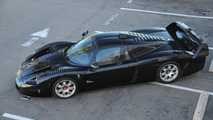 The only black Maserati MC12 up for grabs in California