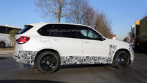 2014 BMW X5 M spy photo