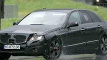 SPIED: 2009 or 2010 Mercedes-Benz E-Class