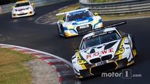 Philipp Eng, Stef Dusseldorp, Lain Wright, ROWE Racing, BMW M6 GT3
