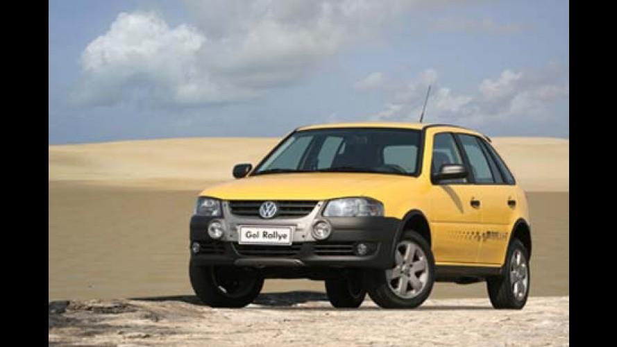 Volkswagen Gol Rallye está de volta a partir de R$ 36.735