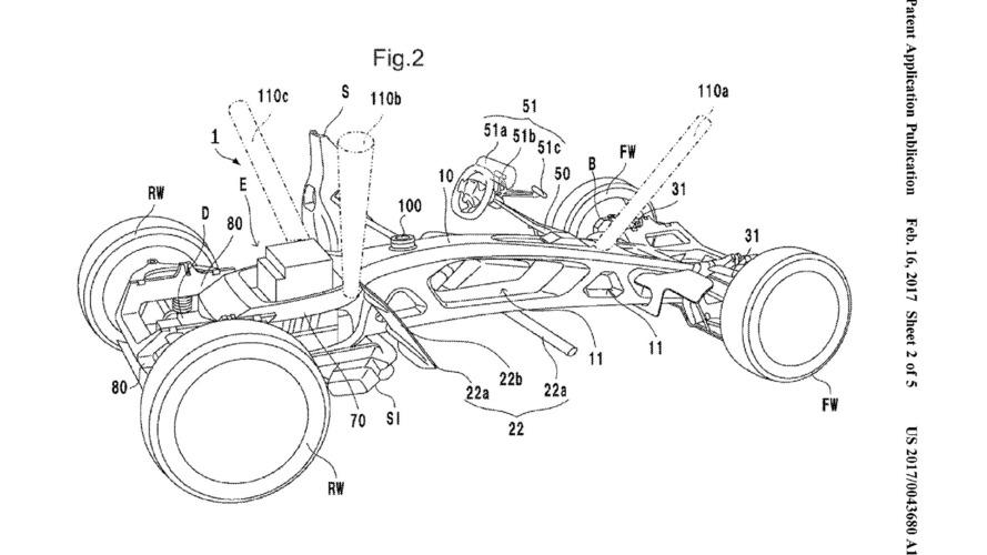 Honda patent photos like Project 2&4