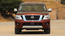 2017 Nissan Armada: First Drive