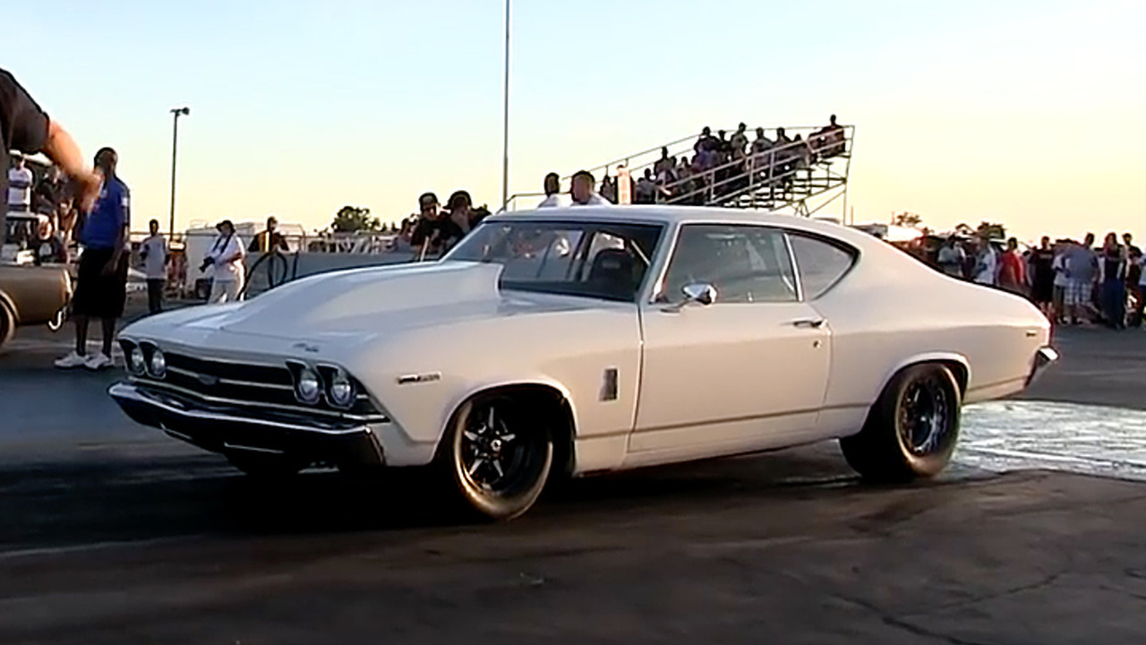 Supercharged Ford Mustang vs. '69 Chevy Chevelle — Who Wins?