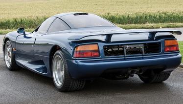 Rarer than Rare Jaguar XJR-15 Up for Auction