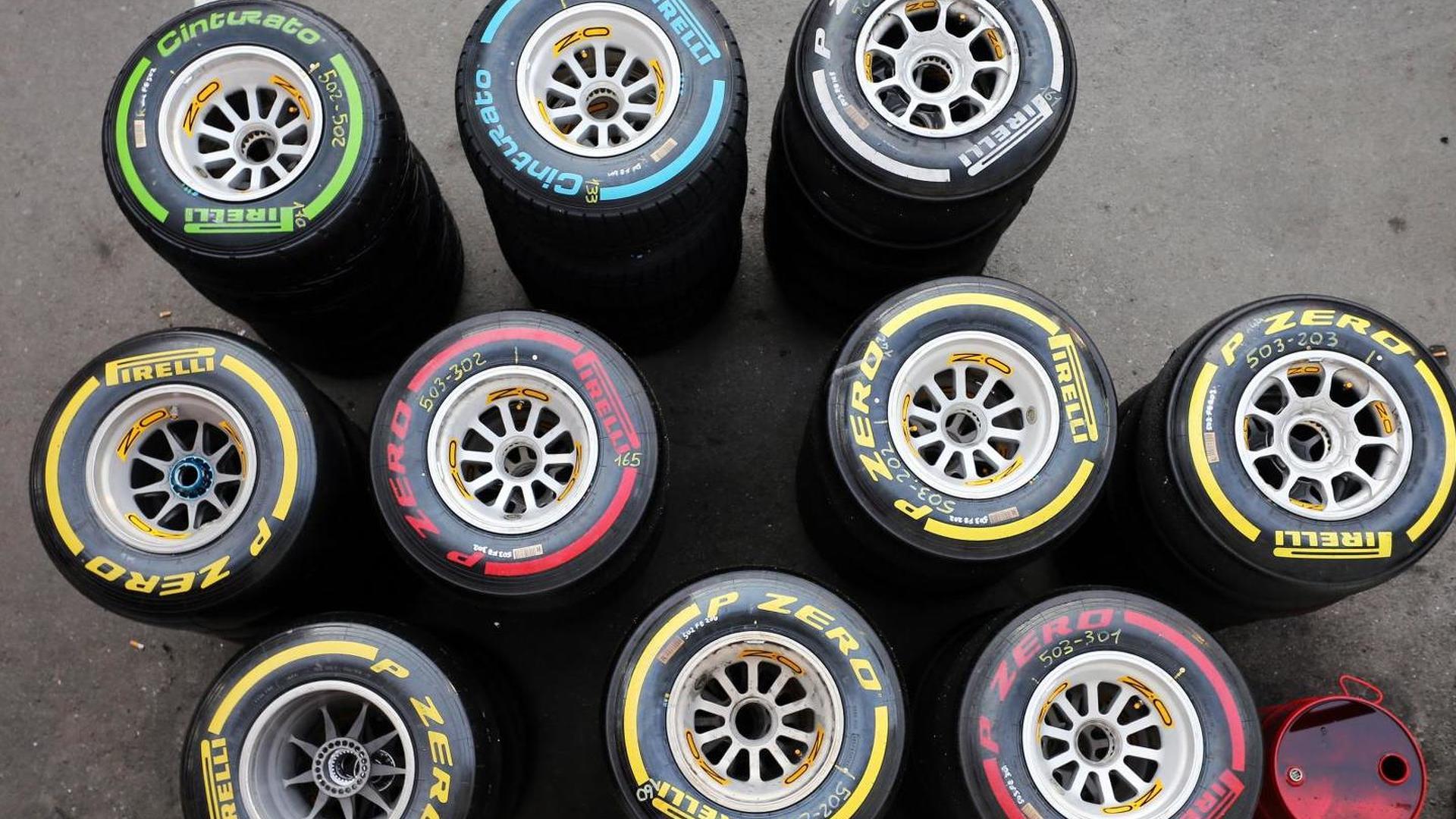 Pirelli not sure F1 needs 'tyre war'