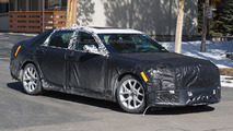 2016 Cadillac CT6 spied as exec reveals engine lineup