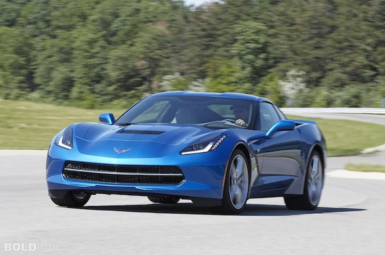 Corvette Stingray Z51 Does 0-60 MPH In Mere 3.8 Seconds