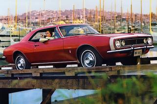 Bold School: 1967 Chevrolet Camaro