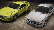 BMW 3.0 CSL Hommage unveiled at Concorso d'Eleganza Villa d'Este