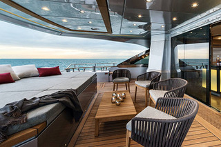 Monte Carlo MC105 Yacht a Stunning Example of Maritime Innovation