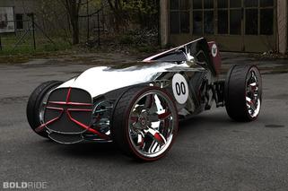W 00 Concept Conjures Up Vintage Racers