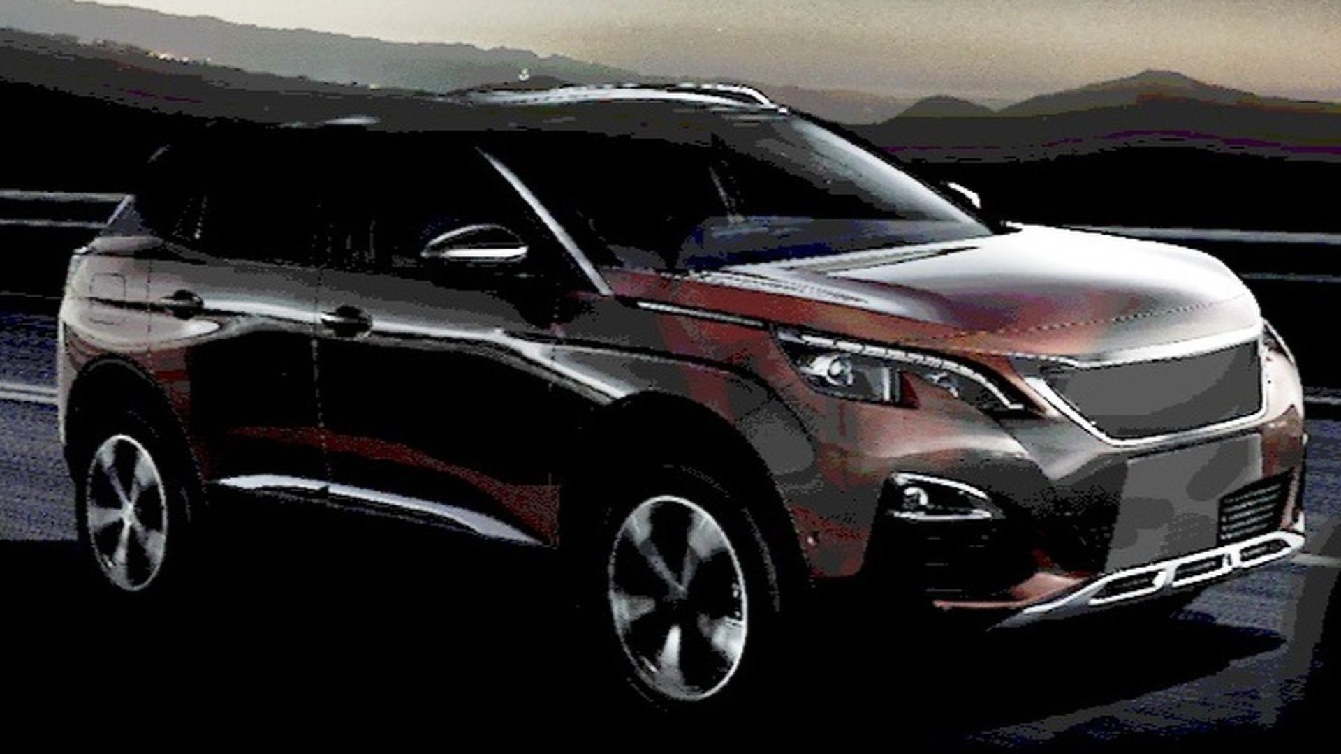 All-new Peugeot 3008 teased, debuts tomorrow