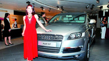 Audi's Largest showroom in Hong Kong