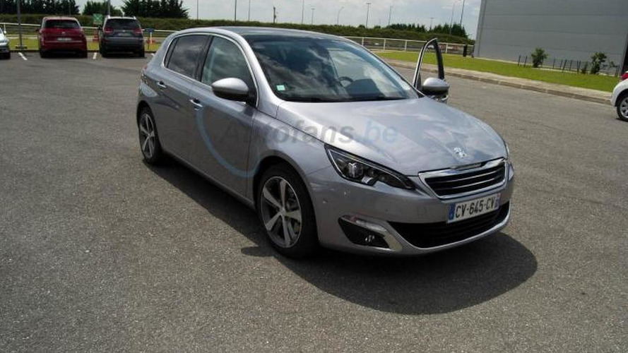 2014 Peugeot 308 shows its metal once again