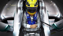 Mercedes to reveal 2014 car at Jerez test