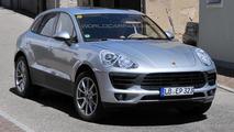 2014 Porsche Macan spy photo 07.08.2013