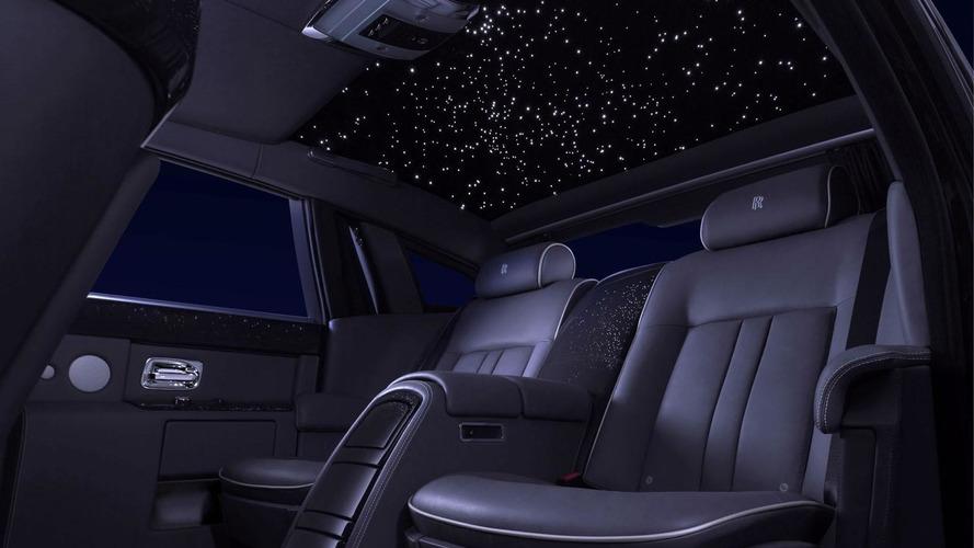 Rolls-Royce Phantom Celestial brings the star power to Frankfurt