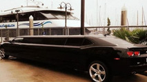 Chevrolet Camaro limo pops up on eBay