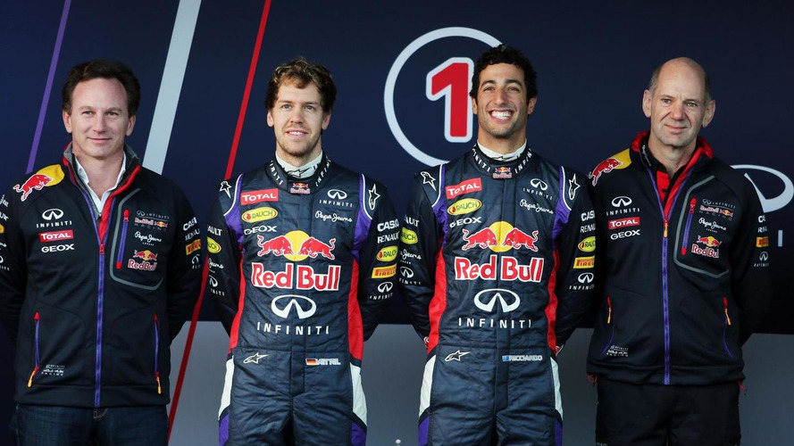 Red Bull making 'progress' amid crisis - Ricciardo